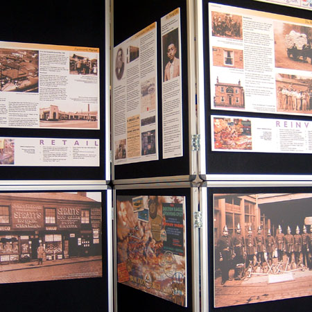 A2 Bolton Revisited Display Boards
